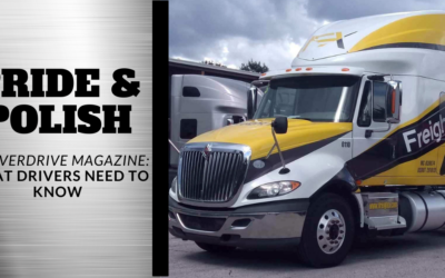 Pride and Polish By Overdrive Magazine: What Drivers Need to Know
